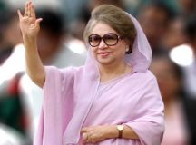 Khaleda Zia is now Cox's Bazar