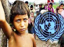 Myanmar has allowed the United Nations to enter Rakhine